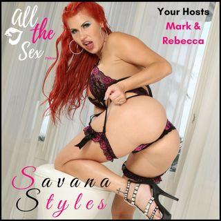 "Porn Star Savana Styles: the ""Poison Ivy"" show"