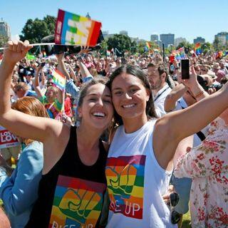 Australia same-sex marriage Vote (e mail-in plebiscite )