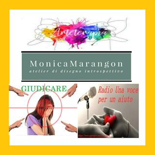"""Punt. straordinaria: """"GIUDICARE"""" con Monica Marangon"""
