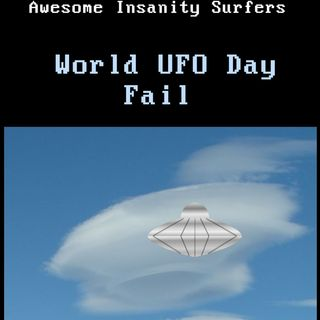 World UFO Day Fail