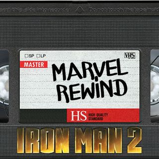 The Marvel Rewind: Iron Man 2