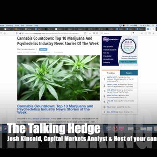 Top 10 Marijuana Industry News Stories of the Week March 17, 2020