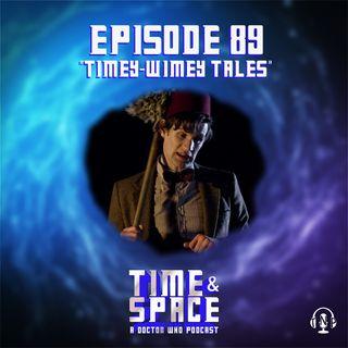 Timey-Wimey Tales