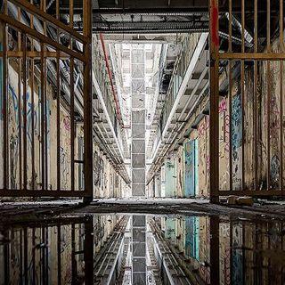 #castelguelfo Je suis allé en prison