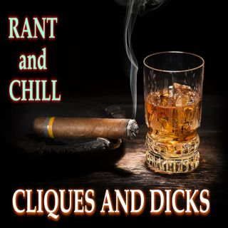 Cliques and Dicks with guest Dawn Ellis Shea