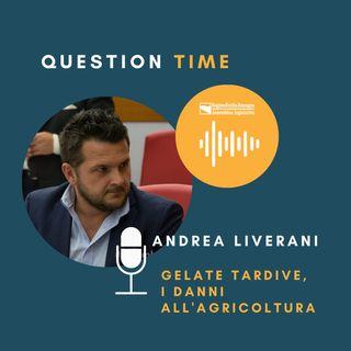 QT#12 Andrea Liverani - Gelate tardive, i danni all'agricoltura