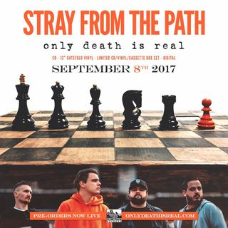 Metal Hammer of Doom Stray From the Path Only Death is Real Review
