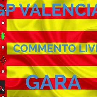 MotoGP | GP Valencia 2019 - Commento Live Gara