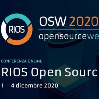 Open Source Week - Dal Blog EOSS