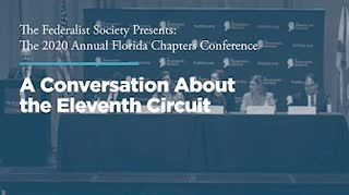 Luncheon Panel: A Conversation About the Eleventh Circuit