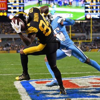 Football 2 the MAX:  Steelers Blowout Titans on TNF, NFL Week 11 Preview