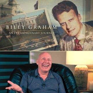 """Movie """"Billy Graham - An Extraordinary Journey"""" Commentary by David Hoffmeister - Weekly Online Movie Workshop"""