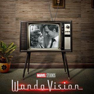 Ep.#11 WandaVision, la folle e brillante sitcom Marvel