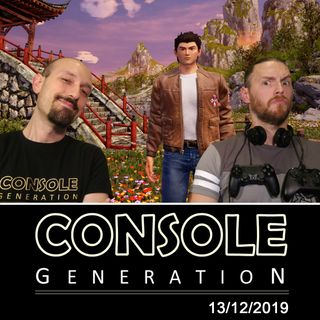 Shenmue III / Alaloth / Xbox Series X - CG Live 13/12/2019