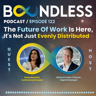 EP122: Diane Mulcahy, Institutional Investor: The future of work is here, it's not just evenly distributed