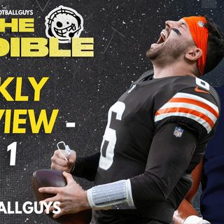 The Audible - Week 3 Preview part one - 2021 Fantasy Football