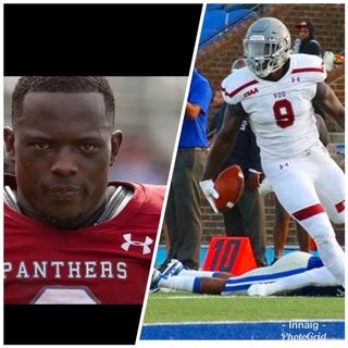 S3-EP19: Former VUU RB & NFL Draft hopeful Tabyus Taylor is our guest, SCSU's Alex Taylor at the Senior Bowl, Hardwood Update & More