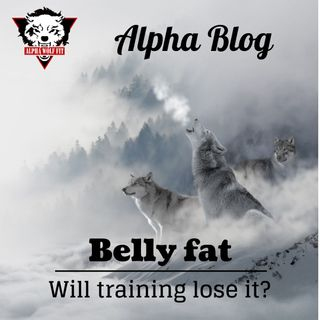Will training lose my belly fat?