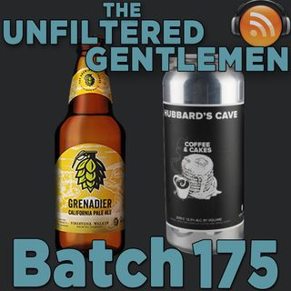 Batch175: Firestone Walker Grenadier & Hubbard's Cave Coffee & Cakes
