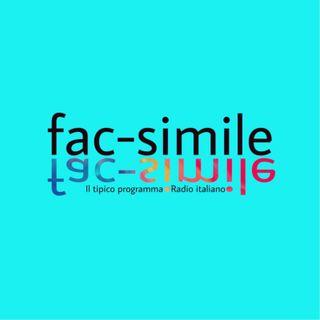 Radio Urlo - FAC-SIMILE