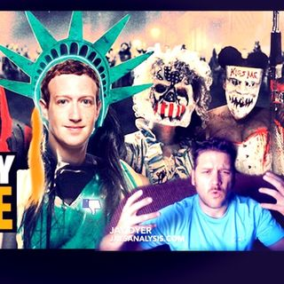 Silicon Valley Dystopian Madness - Jay Dyer Guest Hosts Sunday Wire
