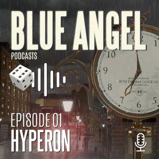 Episode E01 | HYPERON