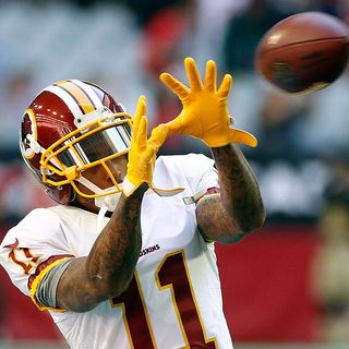 One-on-one with Desean Jackson