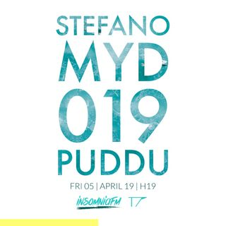 MYD PA 019 | APR 19 | STEFANO PUDDU
