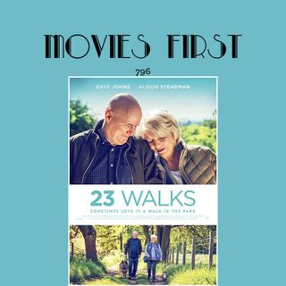 23 Walks (Drama) (the @MoviesFirst review)