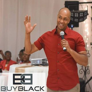 Gerald Jones Talks Buy Black Podcast