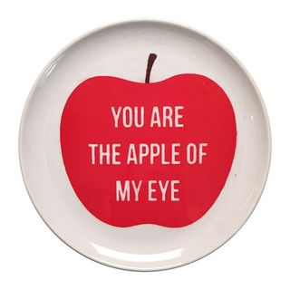 HE THAT TOUCHETH YOU, TOUCHETH THE APPLE OF HIS EYE!