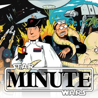 Rogue One Minute 130: Background Weirdo