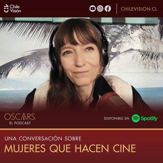 Mujeres que hacen cine con Marialy Rivas