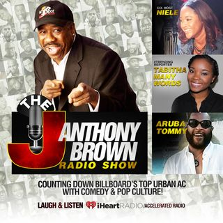 The J Anthony Brown Radio Show 9/5/17