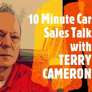 10 Minute Car Sales Talk