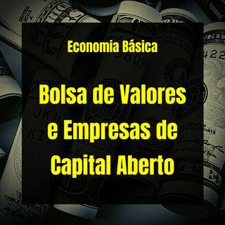 Economia Básica - Bolsa de Valores e Empresas de Capital Aberto - 10