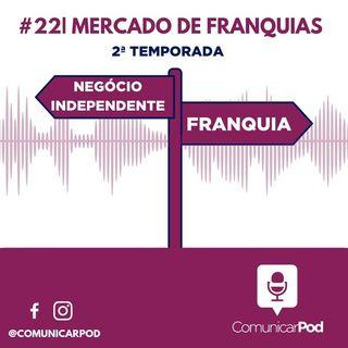 ComunicarPod #22 | Mercado de franquias