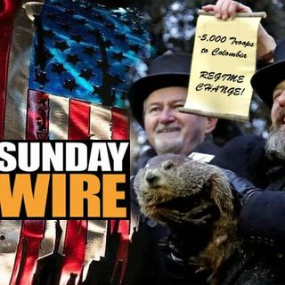 Episode #266 – 'Groundhog Politics' guests Teodrose Fikre, Vanessa Beeley