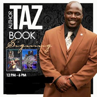 "Quarantine Chronicles Saturday Night w/ Terrell ""Taz"" Pitts, Businessman and Author"