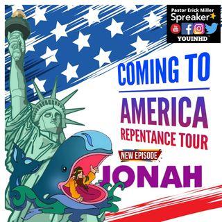 Ep. 180 Jonah and The American Christian:  The Way of Jonah