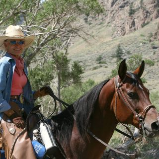 Wood N Horse Training Stables & Trail Rides in Three Rivers, CA - Christy Wood on Big Blend Radio