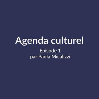 Agenda Culturel par Paola Micalizzi
