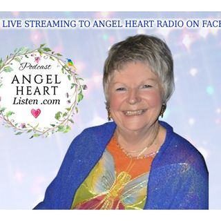 Annette Is Now Live Streaming Her Show On Angel Heart Radio Facebook & Youtube!