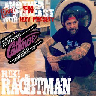 Riki Rachtman - Cathouse/MTV/Loveline