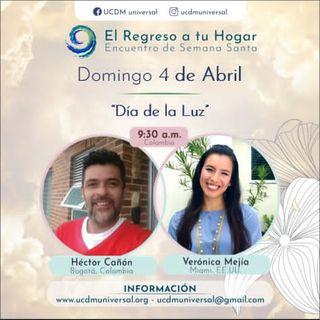 """💙🥰 Semana Santa """"La Luz"""" con Hector Cañon"""