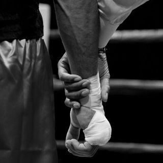 Ep. 5 con Marco Longo - La carriera di un Combattente
