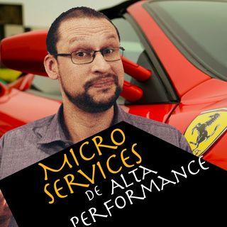 Microservice de ALTA PERFORMANCE