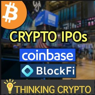 Coinbase IPO in the Works & Will Give MASSIVE Exposure to Bitcoin & the CRYPTO Market