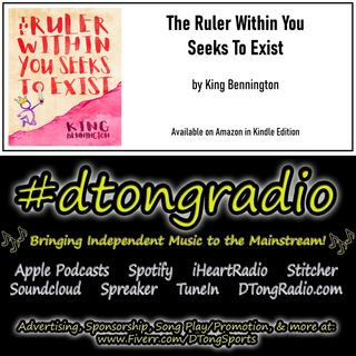 #NewMusicFriday on #dtongradio - Powered by author King Bennington