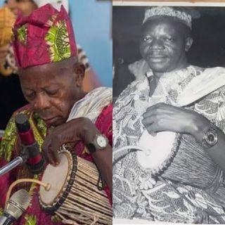 Tribute to Alao Adewole Oniluola the Lead Drummer of Ayinla Omowura